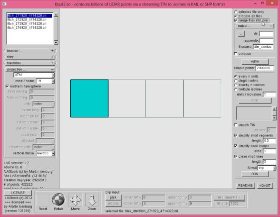 tutorial3 blast2iso GUI bil merged contours 1m