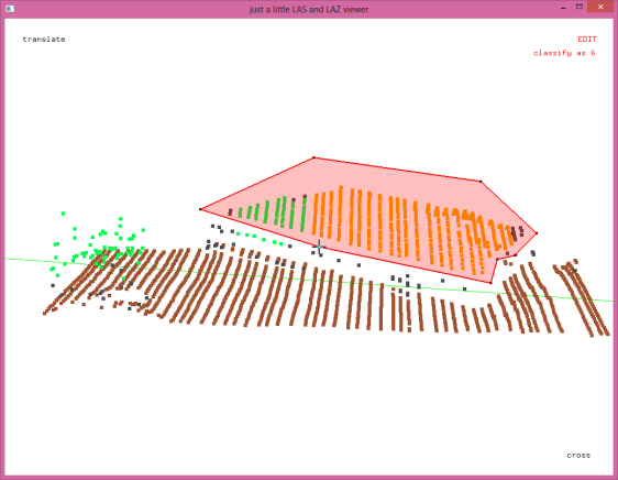 tutorial4_lasview_06_reclassify_fence