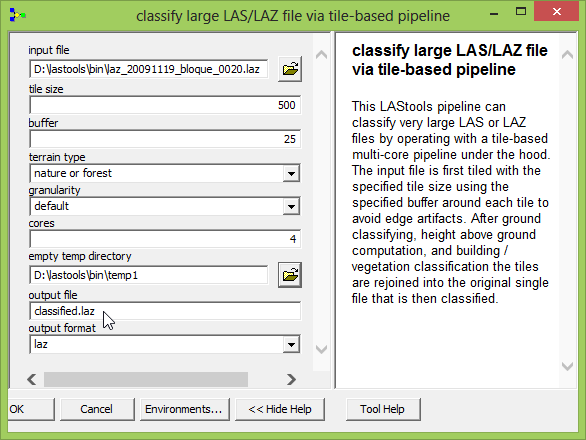 """new """"LAStools Production"""" and """"LAStools Pipelines"""" for"""