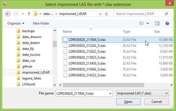 "New LASliberator ""frees"" LiDAR from Closed Format"
