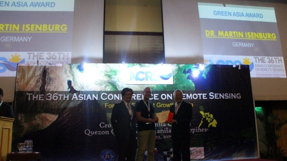 during the closing ceremony of ACRS 2015