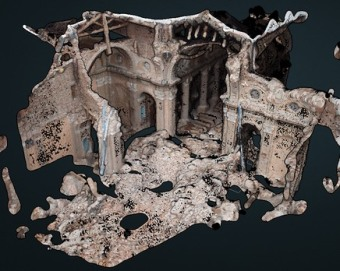 UAV point cloud courtesy of Marcus Gerke
