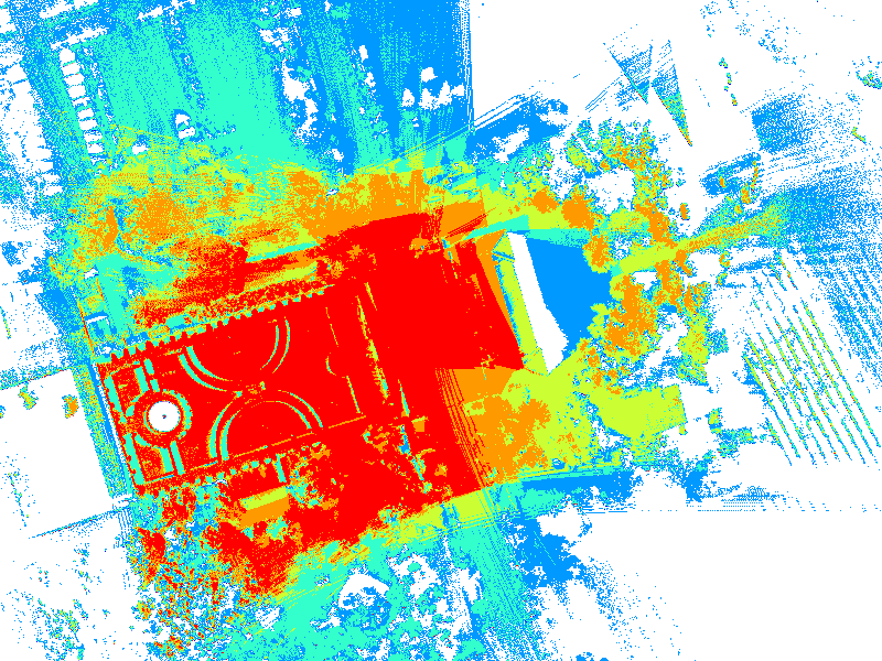 Processing Drone LiDAR from YellowScan's Surveyor, a