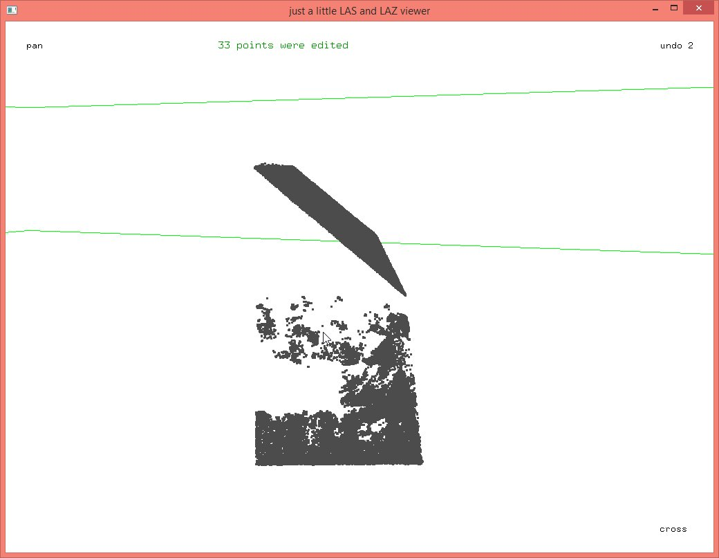 Using Open LiDAR to Remove Low Noise from Photogrammetric