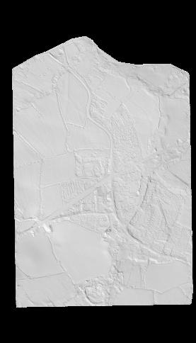 final 25 cm Digital Terrain Model