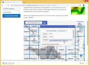 Downloading the 1m DTM raster.